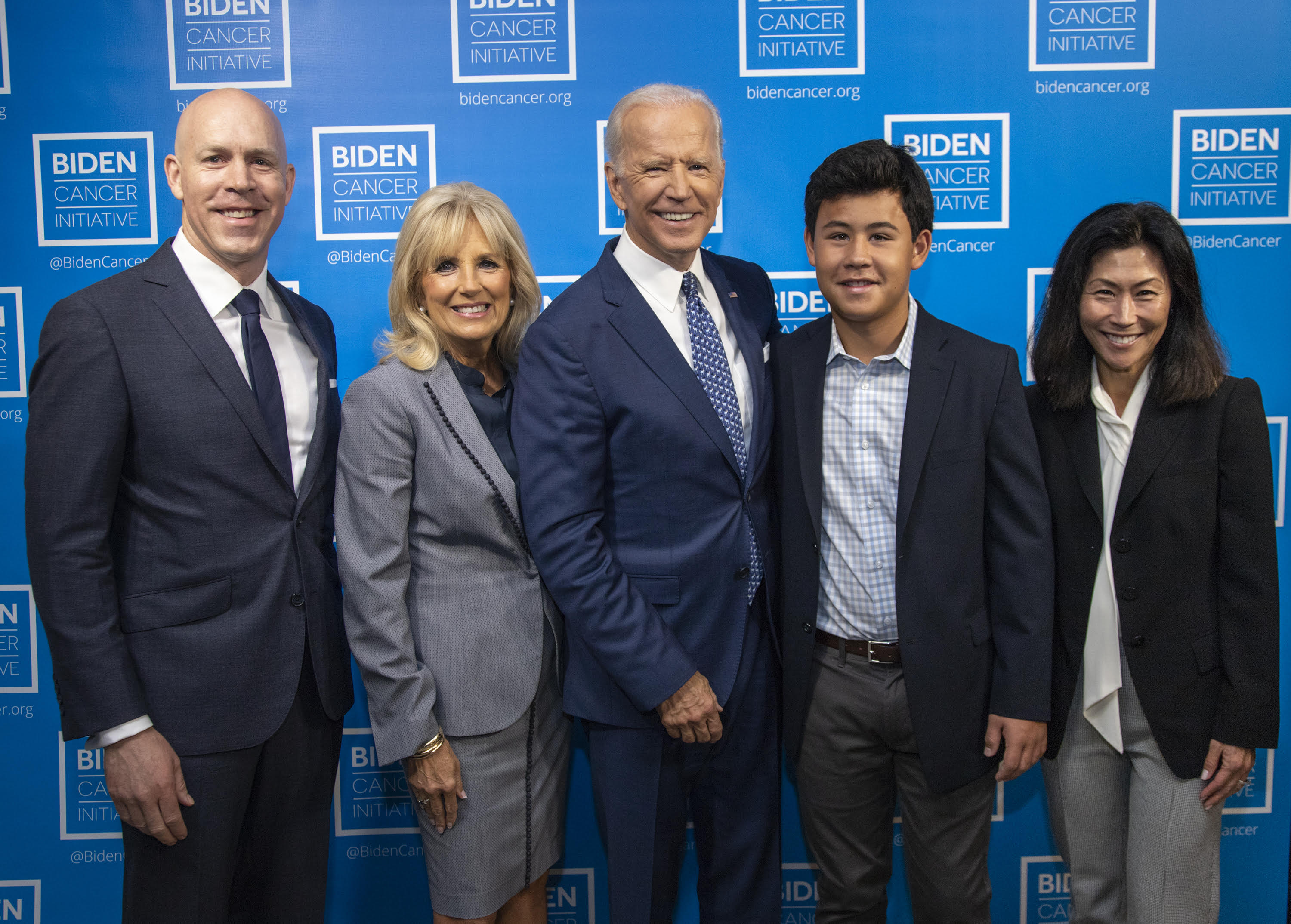Vice President Joe Biden and Dr. Jill Biden host the national Biden Cancer Summit in Washington, D.C., on Friday September 21, 2018.