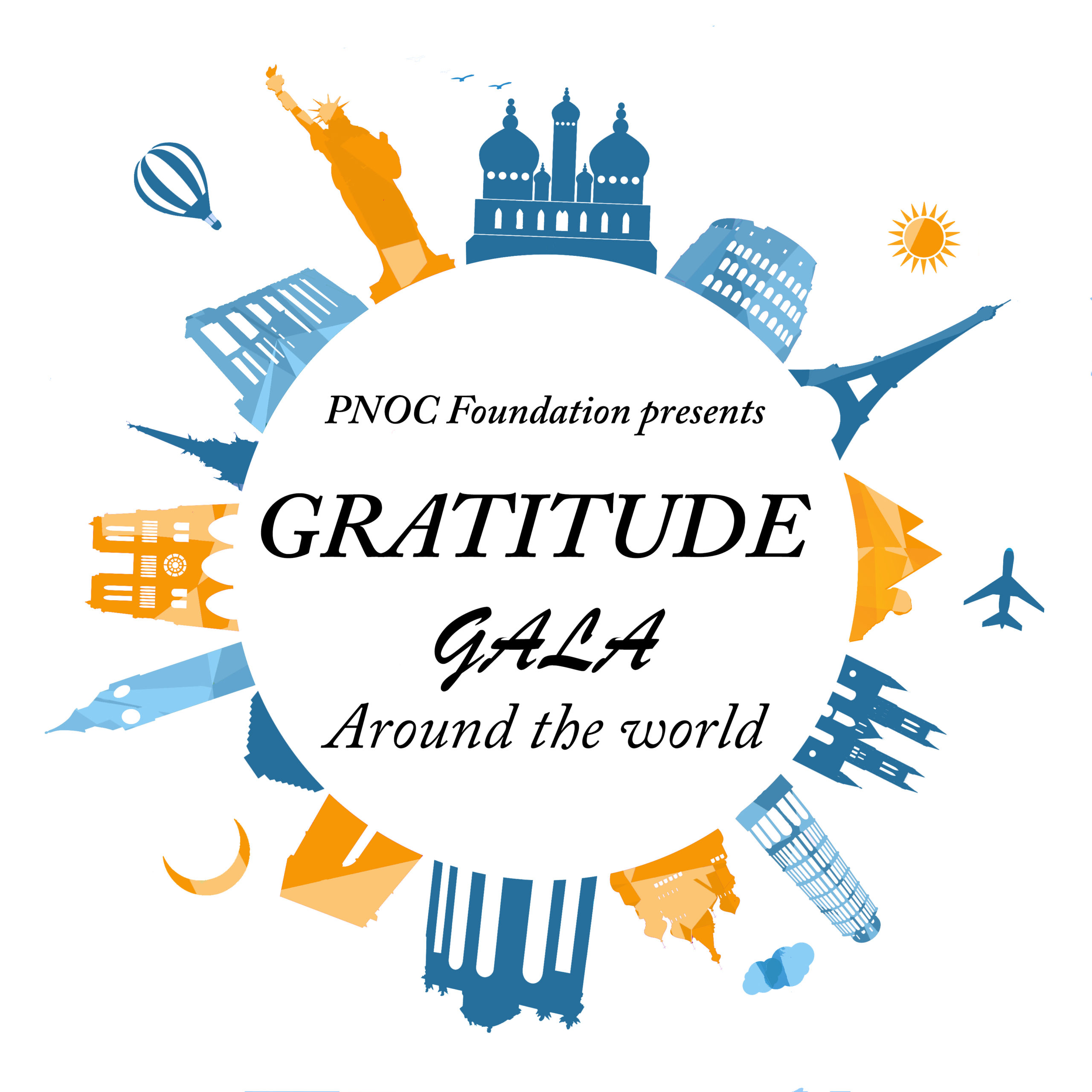 PNOC Foundation presents Gratitude Gala Around The World